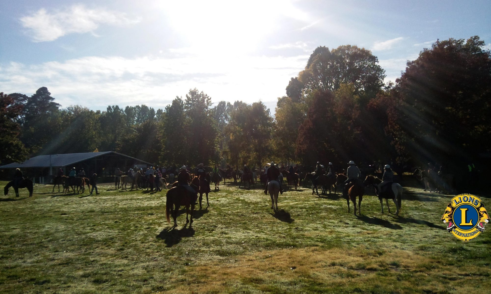 Lions Charity Trail Ride